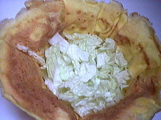 Aumônières de crêpes au chou chinois - 6.1
