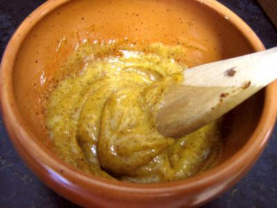 Avocat façon mimosa - 7.3