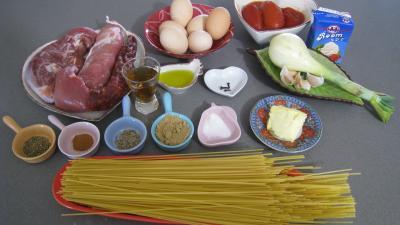 Ingrédients pour la recette : Porc et chorizo façon Mexicaine