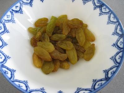 Beignets aux raisins secs et fruits confits - 1.1
