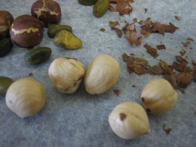 Pain de méteil aux pistaches et aux noisettes - 2.2