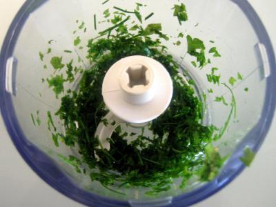 Beurre aux herbes aromatiques - 3.1