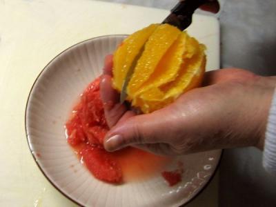 Lieu au beurre d'oranges - 4.3