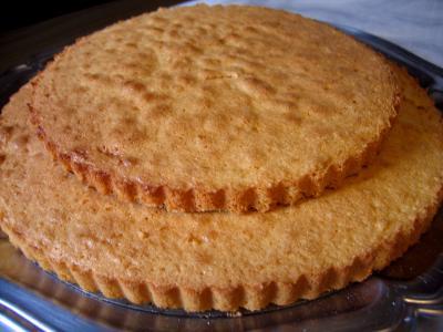 Recette Biscuit génois