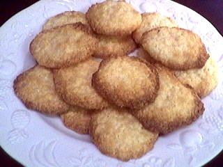Recette Biscuits à la crème
