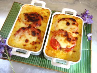 Image : recette Blancs de poulet et sa purée de maïs