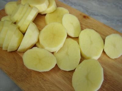 Blancs de poulet et sa purée de maïs - 2.4