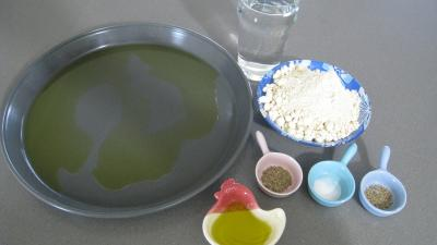 Ingrédients pour la recette : Socca (la)