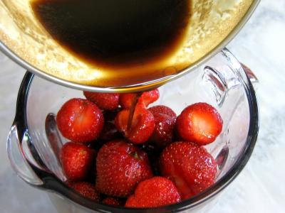 Sorbet aux fraises - 3.3
