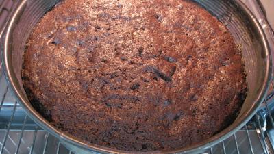 Gâteau basque au chocolat (Oihana beltza) - 7.4