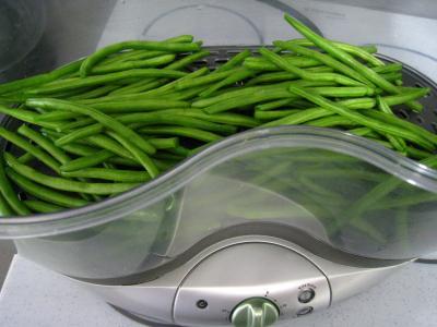 Salade de haricots verts aux noisettes - 1.3