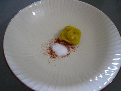 Salade de haricots verts aux noisettes - 6.3