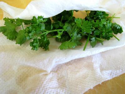 Salade de haricots verts aux noisettes - 2.4