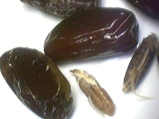 Bouchées feuilletées aux dattes et aux noix - 1.1
