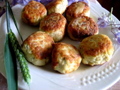 Recette Boulettes de volaille, sauce au fromage blanc