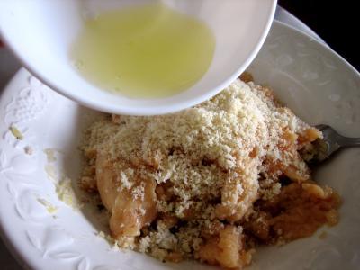 Boulettes de volaille, sauce au fromage blanc - 6.2