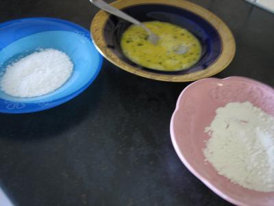 Brochettes de Saint-Jacques à la noix de coco - 4.1