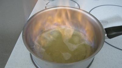 Nectarines vanillées glacées au miel - 3.3