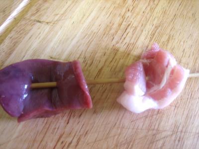 Brochettes de foie de veau aromatiques - 9.1