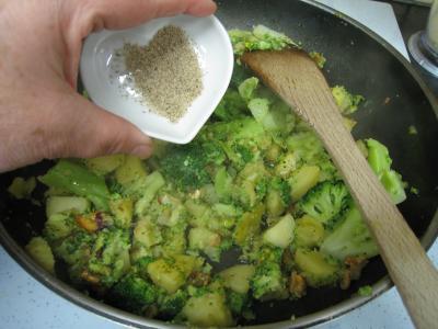 Crêpes aux brocolis et aux noix - 13.1