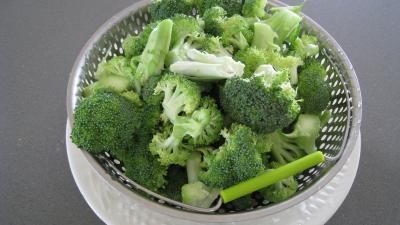Purée de brocolis - 1.4