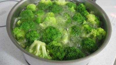 Purée de brocolis - 2.4