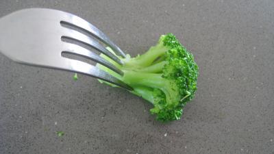 Purée de brocolis - 3.2