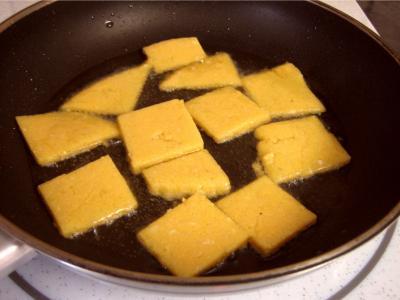 Canapés de polenta au saumon fumé - 9.3