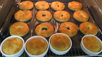 Pâte à babas et savarins et son sirop - 8.1