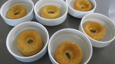 Pâte à babas et savarins et son sirop - 10.1