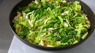 Caldo verde, soupe façon portugaise - 7.2