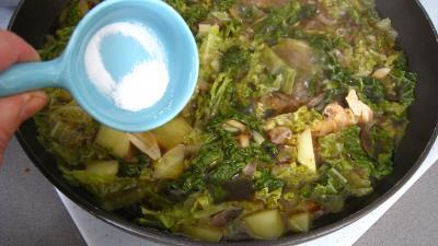 Caldo verde, soupe façon portugaise - 7.4