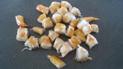 Sauce pâtissière aux crevettes - 3.2