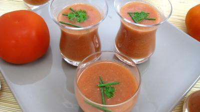 Recette Boisson tomates santé