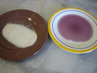 Cocktail à la violette - 1.1