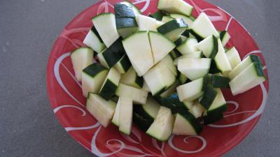 Sauté de dinde au blé et aux poivrons - 2.3