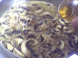 Cabillaud aux champignons - 5.2