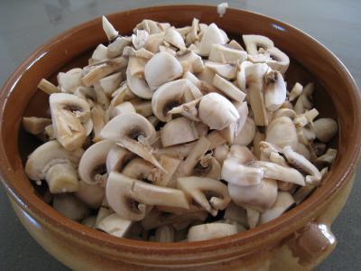 Cabillaud aux champignons - 3.1