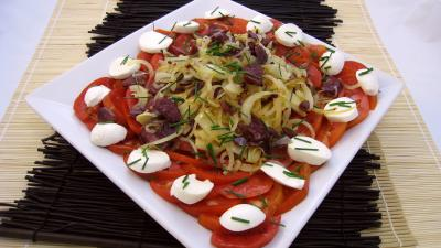 Recette Salade Pique-nique