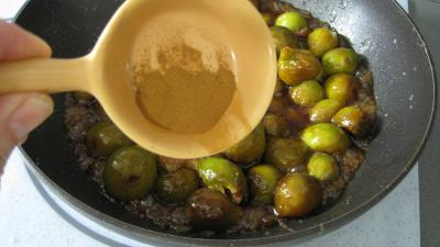 Poêlée de figues au caramel - 2.3