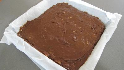 Brownies au chocolat blanc - 8.2