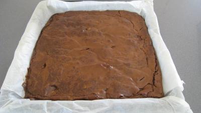 Brownies au chocolat blanc - 9.3