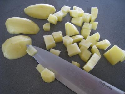 Côtes de veau sautées aux légumes - 3.1