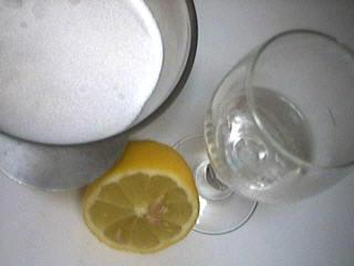 Ingrédients pour la recette : Caramel liquide