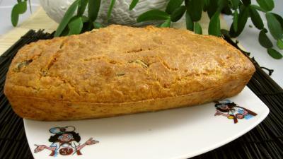 Cuisine diététique : Plat de cake au thon