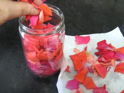 Vinaigre de roses - 3.1