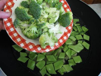 Velouté d'orties aux légumes - 10.3