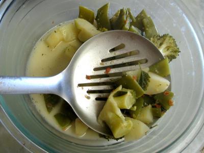 Velouté d'orties aux légumes - 13.1