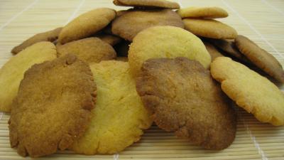 Recette Biscuit au safran à la savoyarde