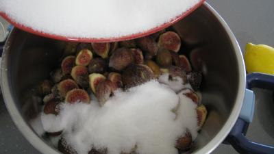 Confiture de figues et raisins - 3.2